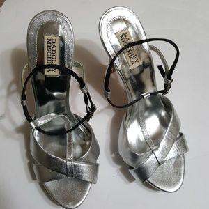 🎀BADGLEY MISCHKA🎀 high heels  size 9